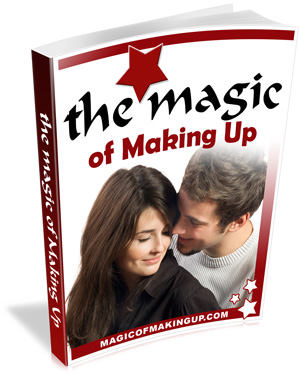 The Magic of Making Up eBook_Cover